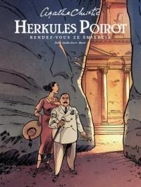 Herkules Poirot. Rendez-vous ze - okładka książki