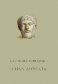 Julian Apostata - okładka książki