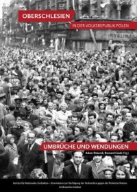 Oberschlesien in der Volksrepublik - okładka książki