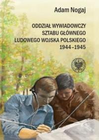 Oddział Wywiadowczy Sztabu Głównego - okładka książki