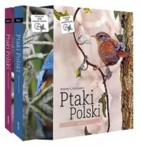 Ptaki Polski. PAKIET - okładka książki