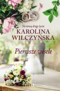 Pierwsze wesele - okładka książki