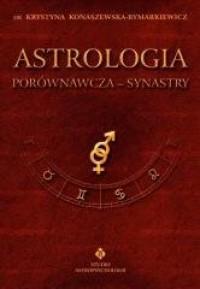 Astrologia porównawcza. Tom 2. - okładka książki