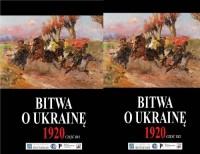 Bitwa o Ukrainę 1 I-24 VII 1920. - okładka książki