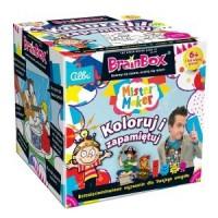 BrainBox: Koloruj i zapamiętuj - zdjęcie zabawki, gry