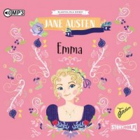 Emma (CD mp3) - pudełko audiobooku