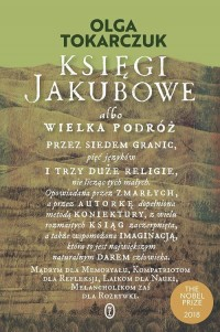 Księgi Jakubowe - okładka książki