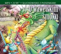 O wawelskim smoku (CD mp3) - pudełko audiobooku