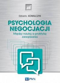 Psychologia negocjacji. Między - okładka książki