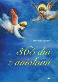 365 dni z aniołami - okładka książki