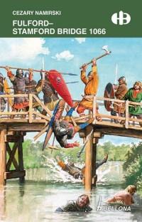 Fulford - Stamford Bridge 1066 - okładka książki