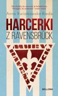 Harcerki z Ravensbruck - okładka książki