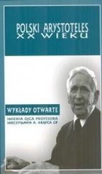 Polski Arystoteles XX wieku - okładka książki