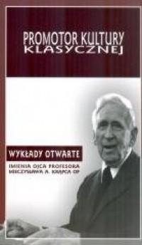 Promotor Kultury Klasycznej - okładka książki