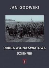 Druga wojna światowa. Dziennik - okładka książki