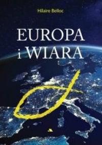 Europa i wiara - okładka książki