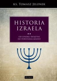 Historia Izraela T.5 Od upadku - okładka książki