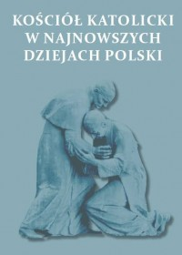 Kościół katolicki w najnowszych - okładka książki