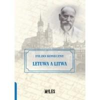 Letuwa a Litwa - okładka książki