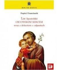 List Apostolski Papieża Franciszka - okładka książki