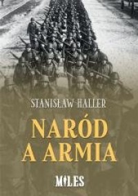 Naród a armia - okładka książki