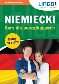 Niemiecki Kurs dla początkujących. - okładka podręcznika
