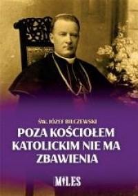 Poza Kościołem katolickim nie ma - okładka książki