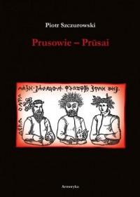 Prusowie - okładka książki