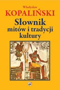 Słownik mitów i tradycji kultury - okładka książki
