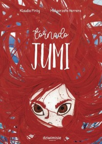Tornado Jumi - okładka książki