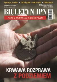 Biuletyn IPN nr 184 (3) / 2021 - okładka książki