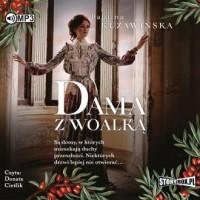 Dama z woalką (CD mp3) - pudełko audiobooku