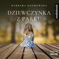 Dziewczynka z parku (CD mp3) - pudełko audiobooku