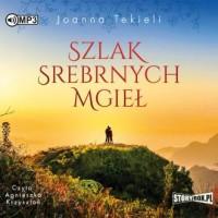 Szlak Srebrnych Mgieł (CD mp3) - pudełko audiobooku