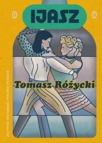 Ijasz - okładka książki