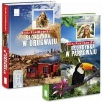 Blondynka w Paragwaju/Blondynka - okładka książki