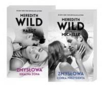 Pakiet: Zmysłowa idealna żona/Zmysłowa - okładka książki