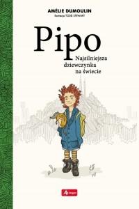 Pipo - okładka książki