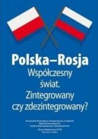 Polska-Rosja współczesny świat. - okładka książki