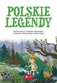 Polskie legendy - okładka książki