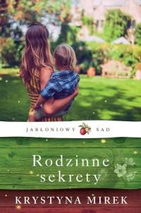 Rodzinne sekrety - okładka książki