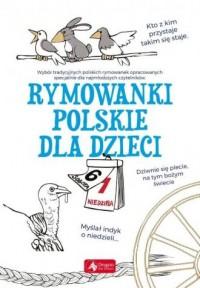 Rymowanki polskie dla dzieci - okładka książki