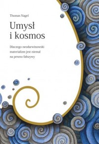 Umysł i kosmos - okładka książki