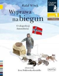 Wyprawa na biegun. O ekspedycji - okładka książki