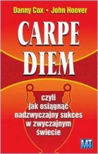 Carpe diem - okładka książki