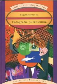 Fotografia pułkownika - okładka książki