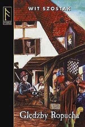 Ględźby Ropucha - okładka książki