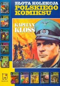 Kapitan Kloss. Seria: Złota kolekcja - okładka książki