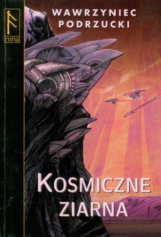 Kosmiczne ziarna - okładka książki