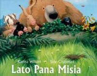Lato pana Misia - okładka książki